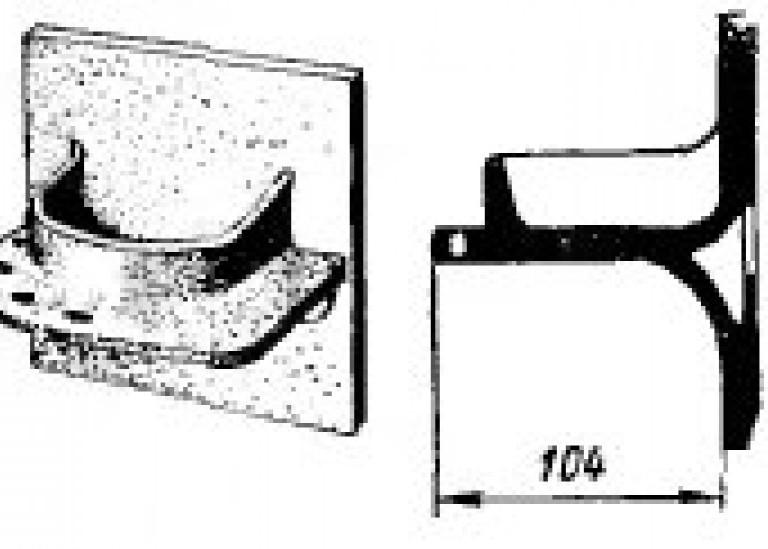Механизированное изготовление «фаянсовых» плиток