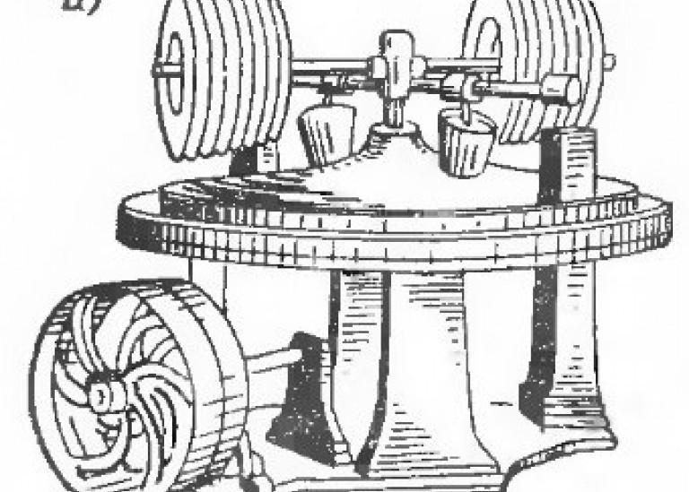 Мялка системы Фора