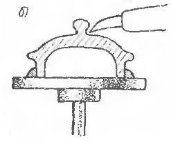 Изготовление крышки обтачивание