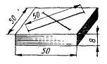 Размеры и разметка плитки