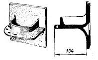 Плитка - мыльница